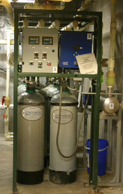 DeIonized Water Generator