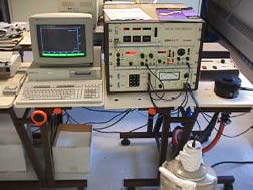 Deep Level Transient Spectroscopy System