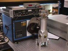 Infrared Detector Characterization Setup