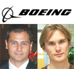 CQD Students Receives 1<sup>st</sup> and 2<sup>nd</sup> Place Boeing Engineering Award