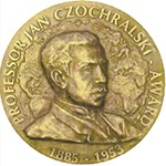 Manijeh Razeghi Receives Jan Czochralski Gold Medal