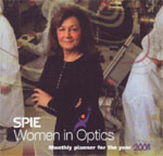 Women in Optics Calender 2008
