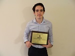 Romain Chevallier Wins Best Student Oral Presentation Award at 2016 International Semiconductor Device Research Symposium
