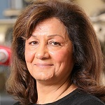 honoring Manijeh Razeghi recipient of the 2018 Benjamin Franklin Medal in  Electrical Engineering