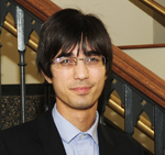 National Science Foundation (NFS) Graduate Research Fellowshio given to David Heydari