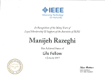 IEEE Lifetime fellow given to Manijeh Razeghi