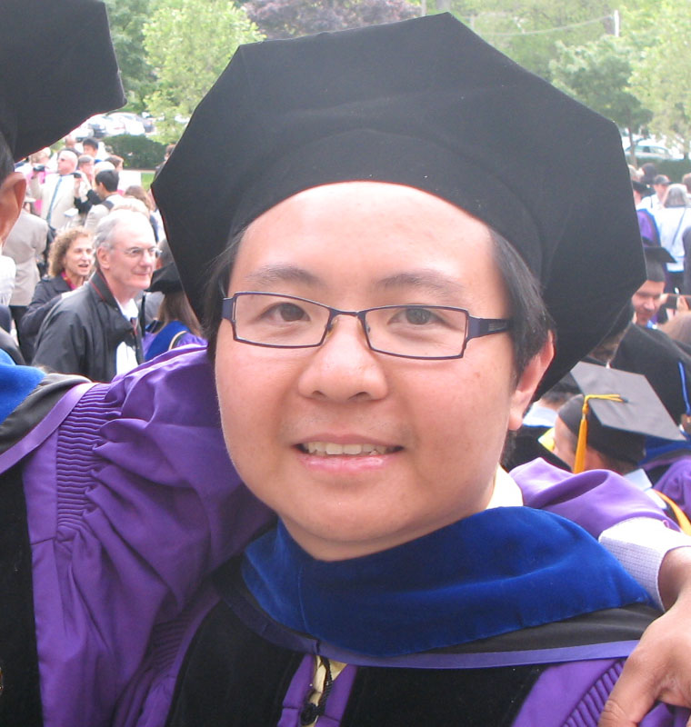 Dr. Andy Guanxi Chen